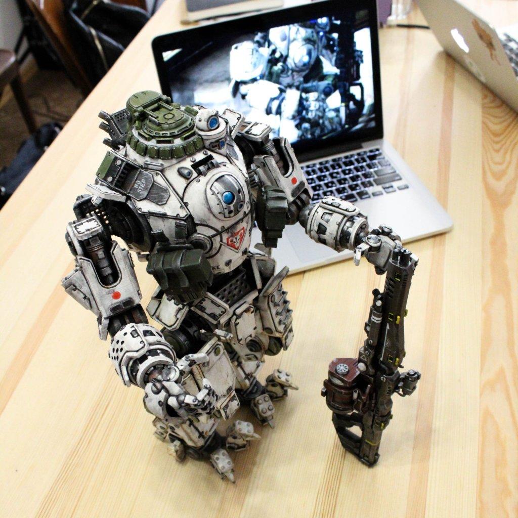 Titanfall 3D model