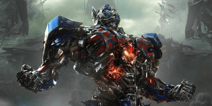 11 Transformers 3D Printing Figurines