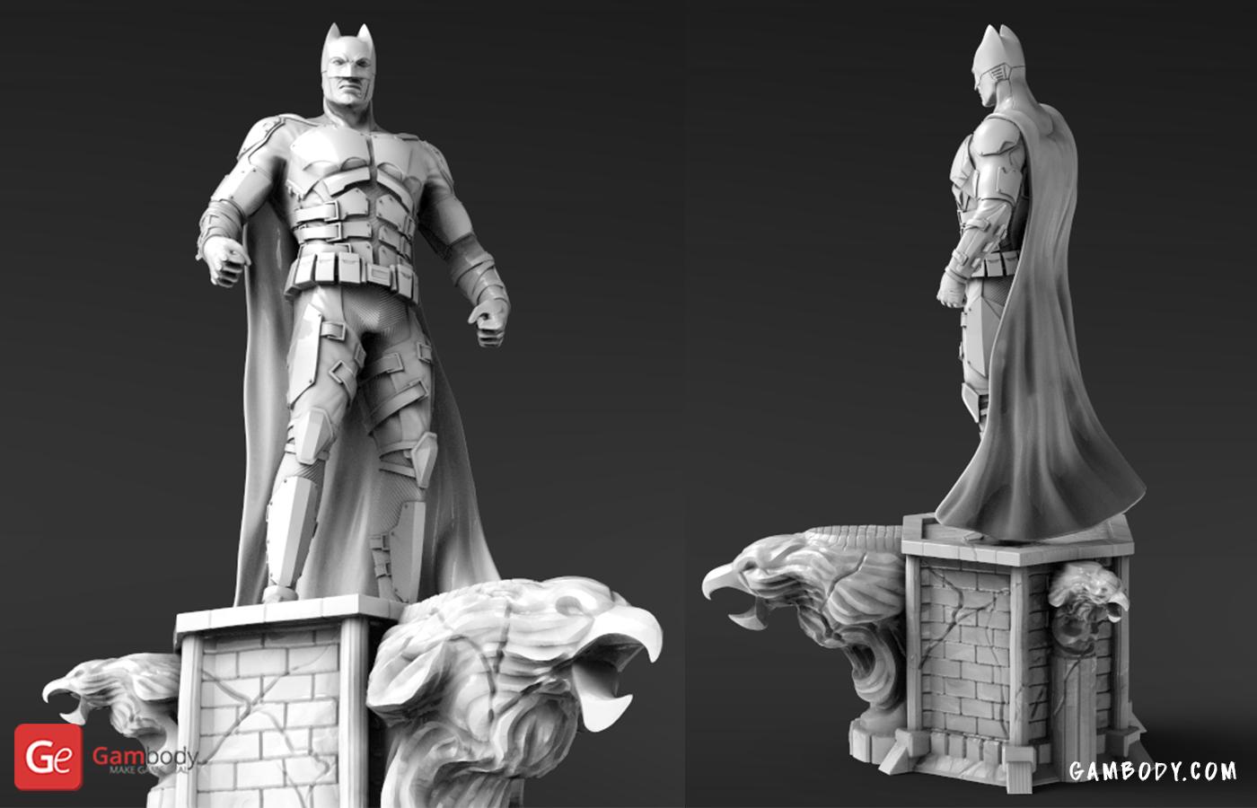 Batman 3D Printing Figure