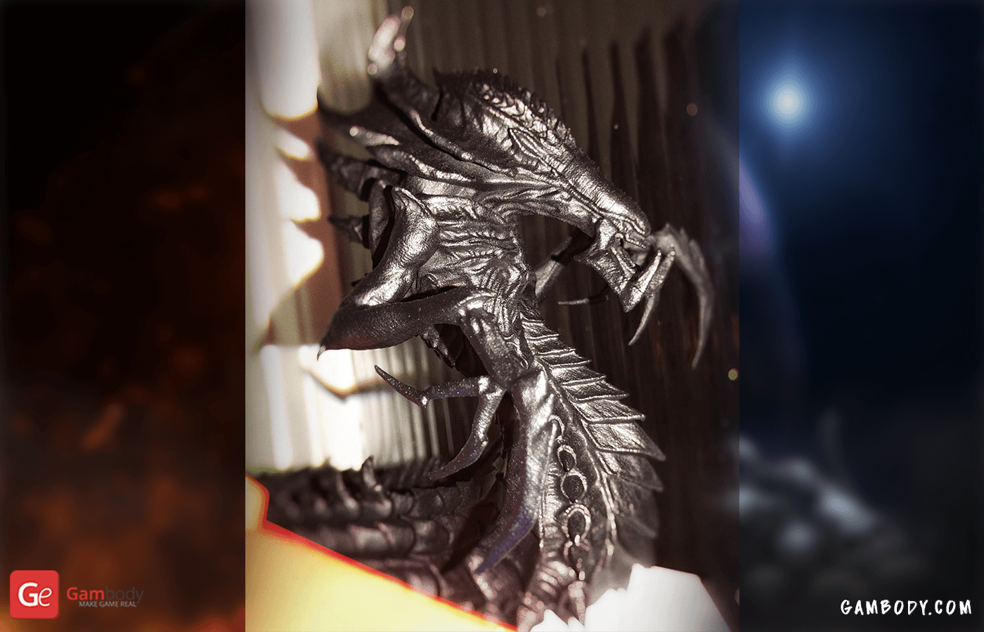 Hydralisk 3D Printing Figurine Photo 2