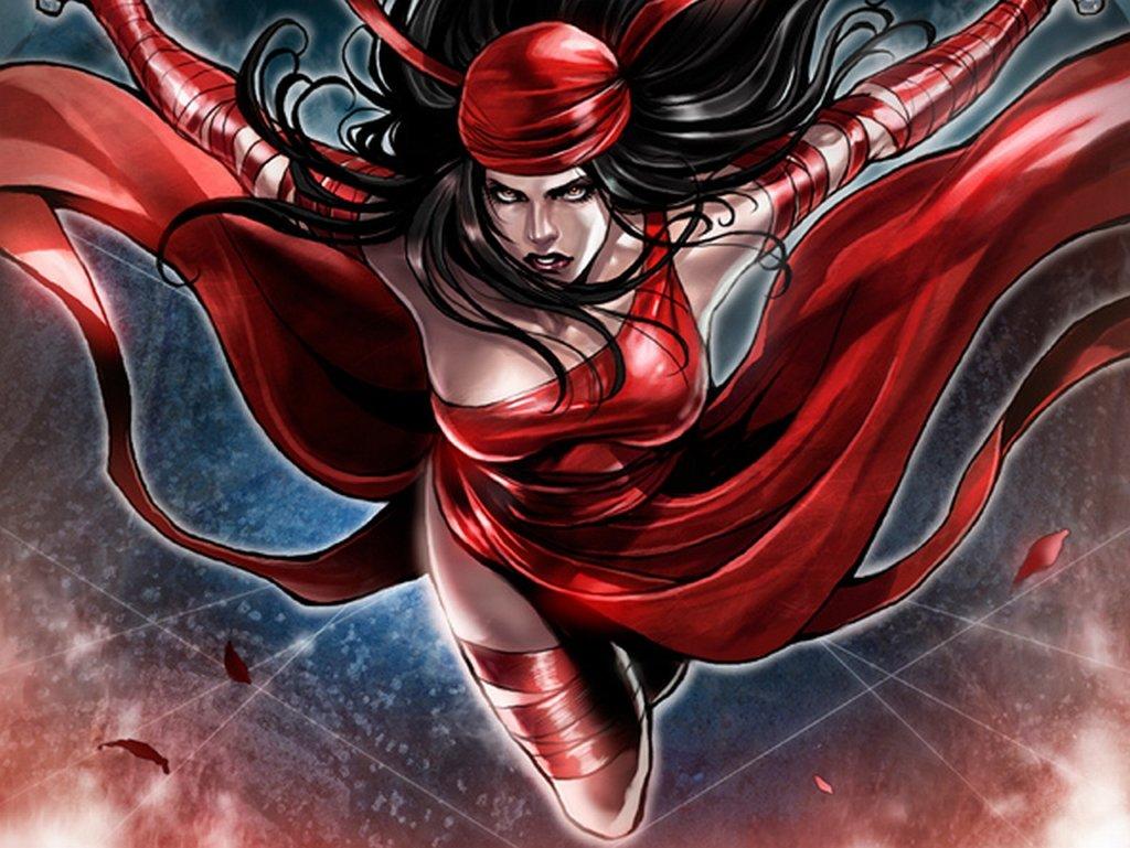 Elektra superhero