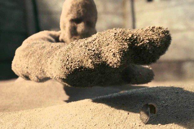 Sandman vilain