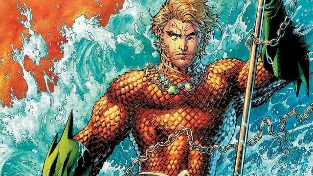 Aquaman superhero