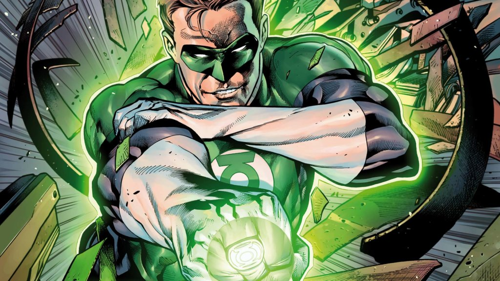 Green Lantern Superhero