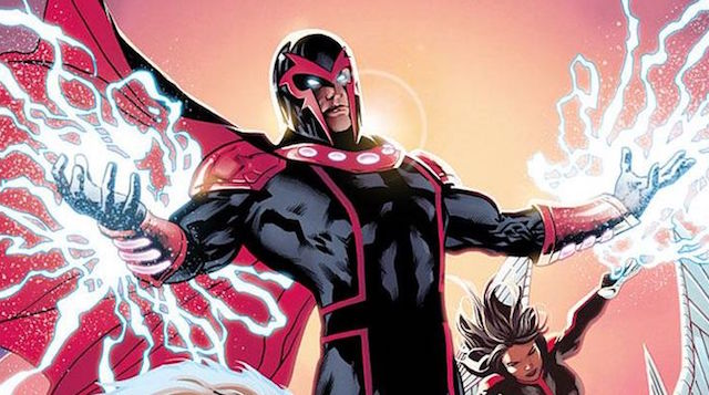 magneto superhero