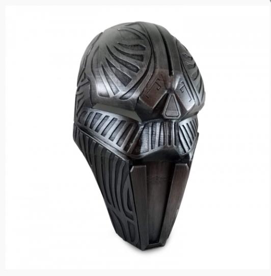 Sith 3d printing cosplay helmet