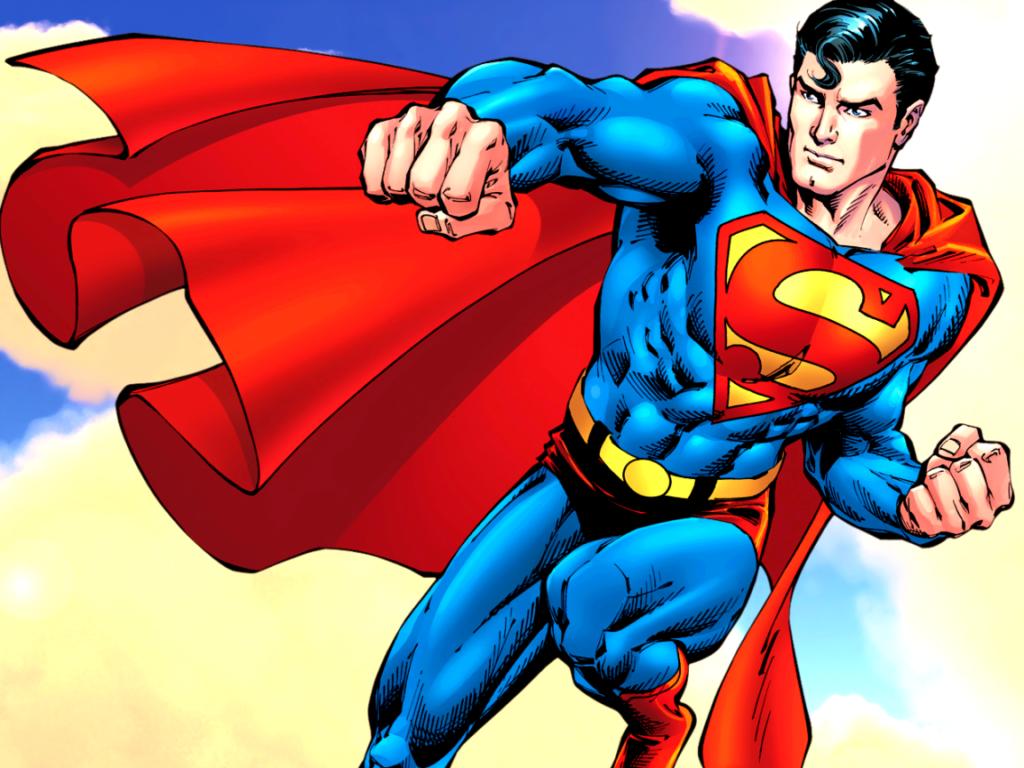 superman 3d prints