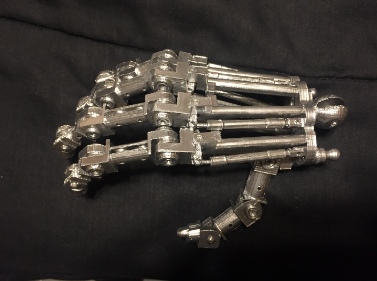 terminator 3d printing cosplay