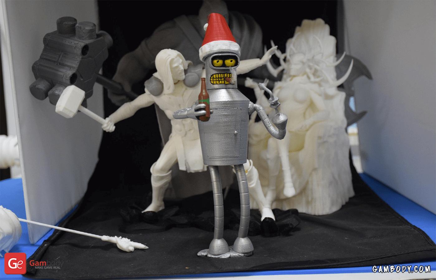 Bender 3D Printing Model
