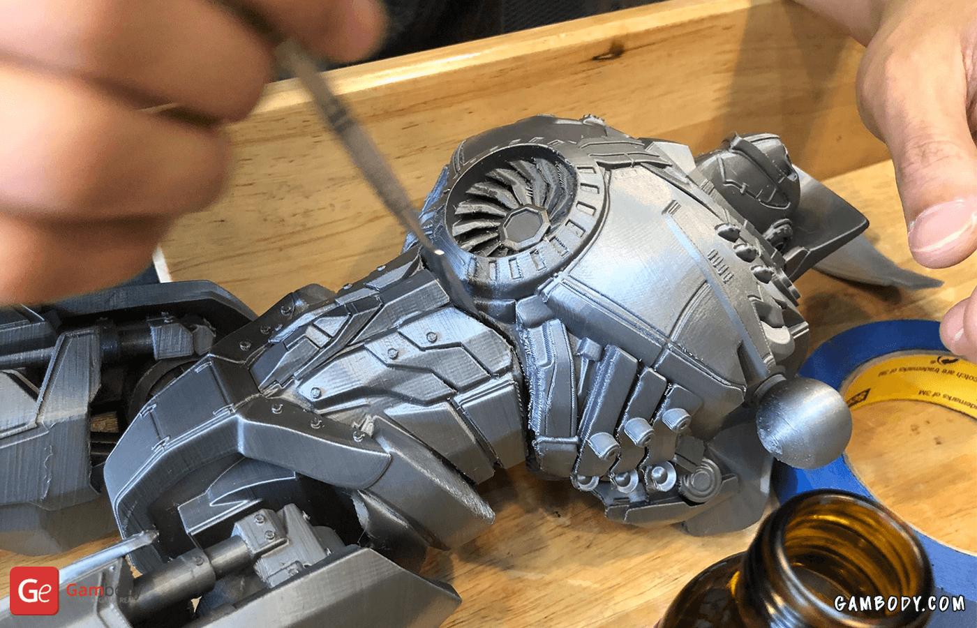 Gipsy Danger 3D Printing Model