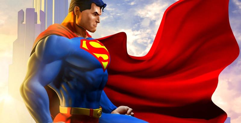SUPERMAN 3D PRINTING MINIATURE – A ROUNDUP