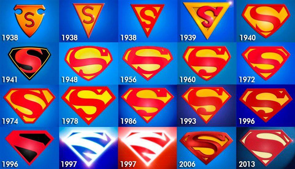 Superman Symbol 3D print
