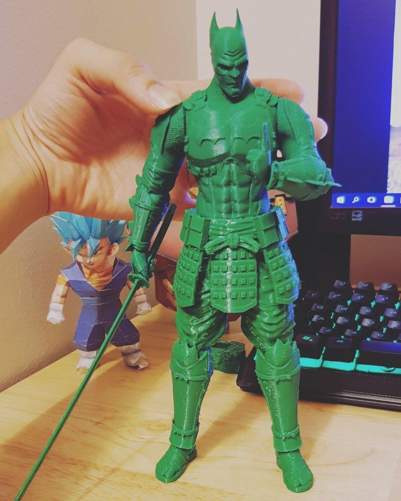 Batman Ninja 3D Printing Figurine