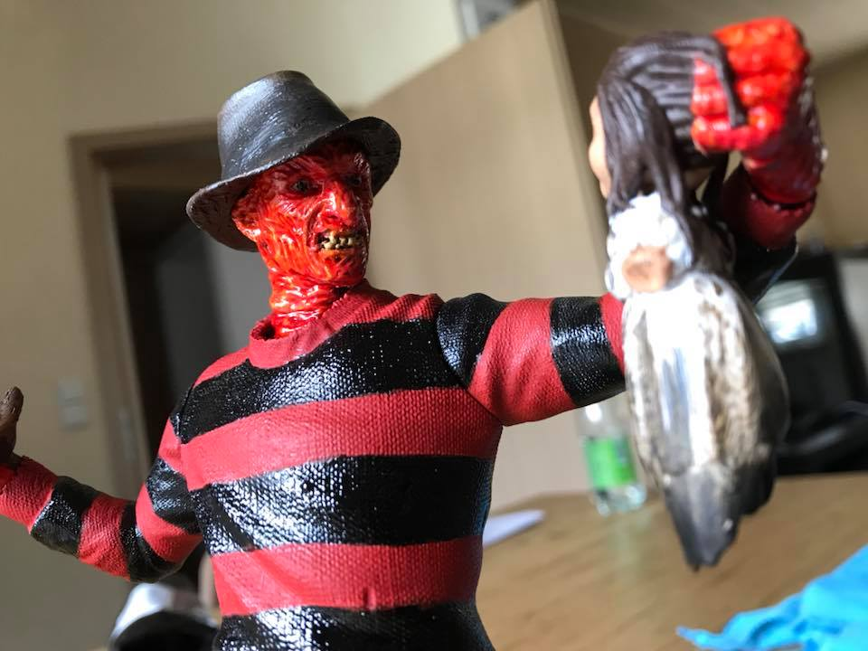 Freddy Krueger 3D Printing Figurine Photo 4