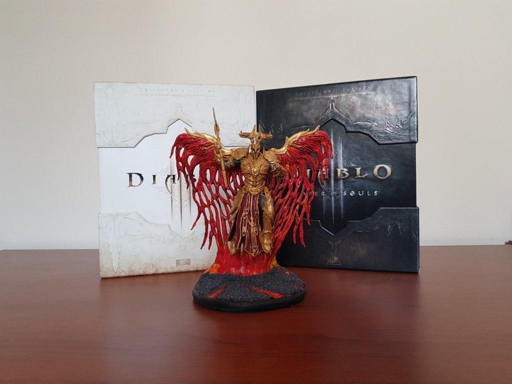 Imperius 3D Printing Figurine