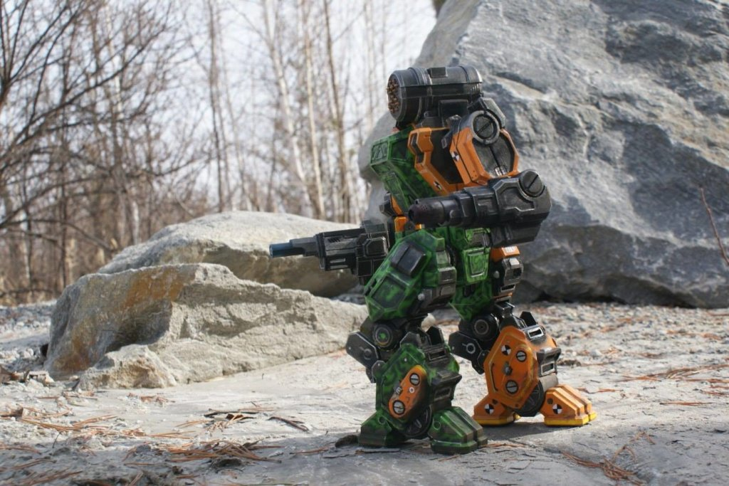 MechWarrior Summoner 3D Printing Figurine