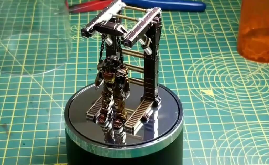 T-60 Power Armor 3D Printing Model