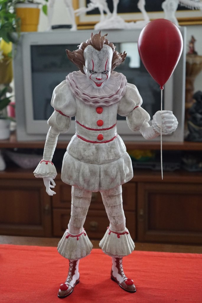 Pennywise 3D printing miniatures
