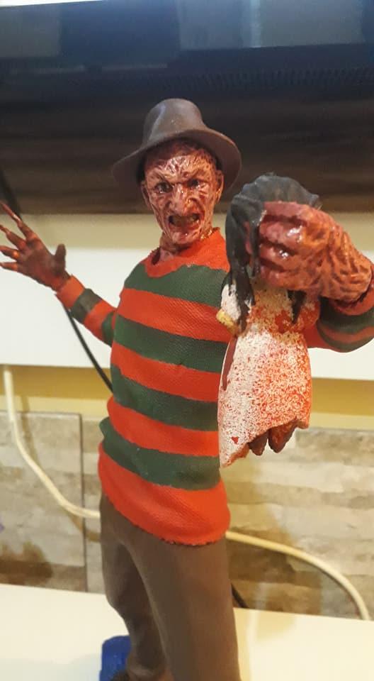 Freddy 3D printing miniatures