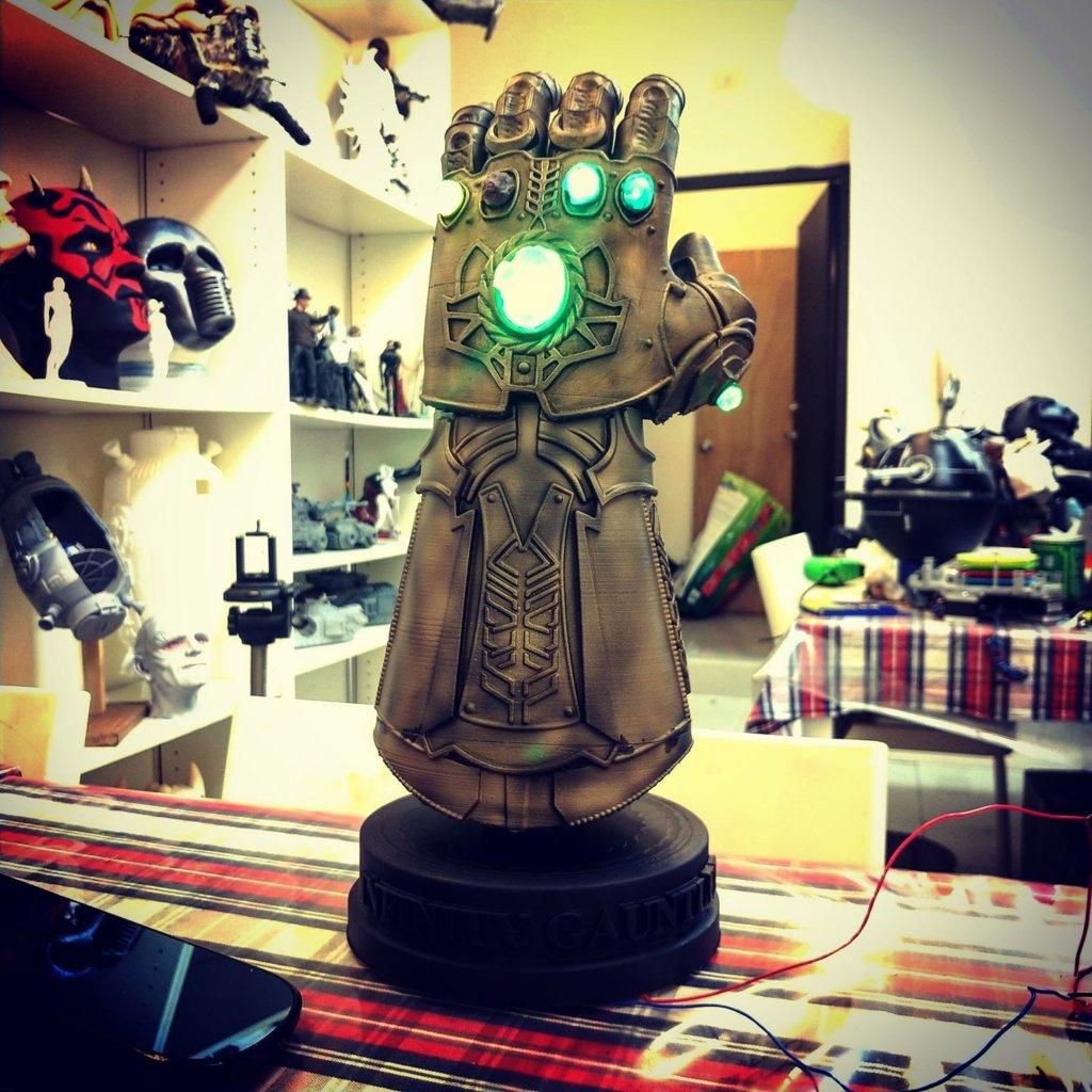 Infinity Gauntlet Avengers