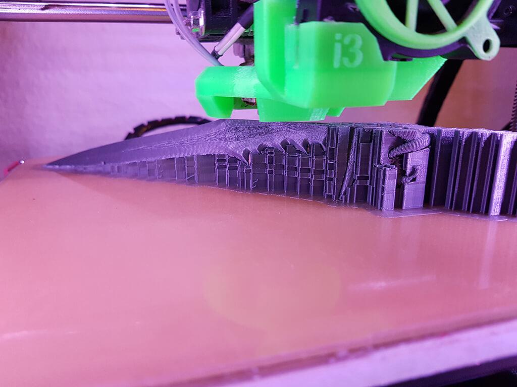 3d print Lich King miniature