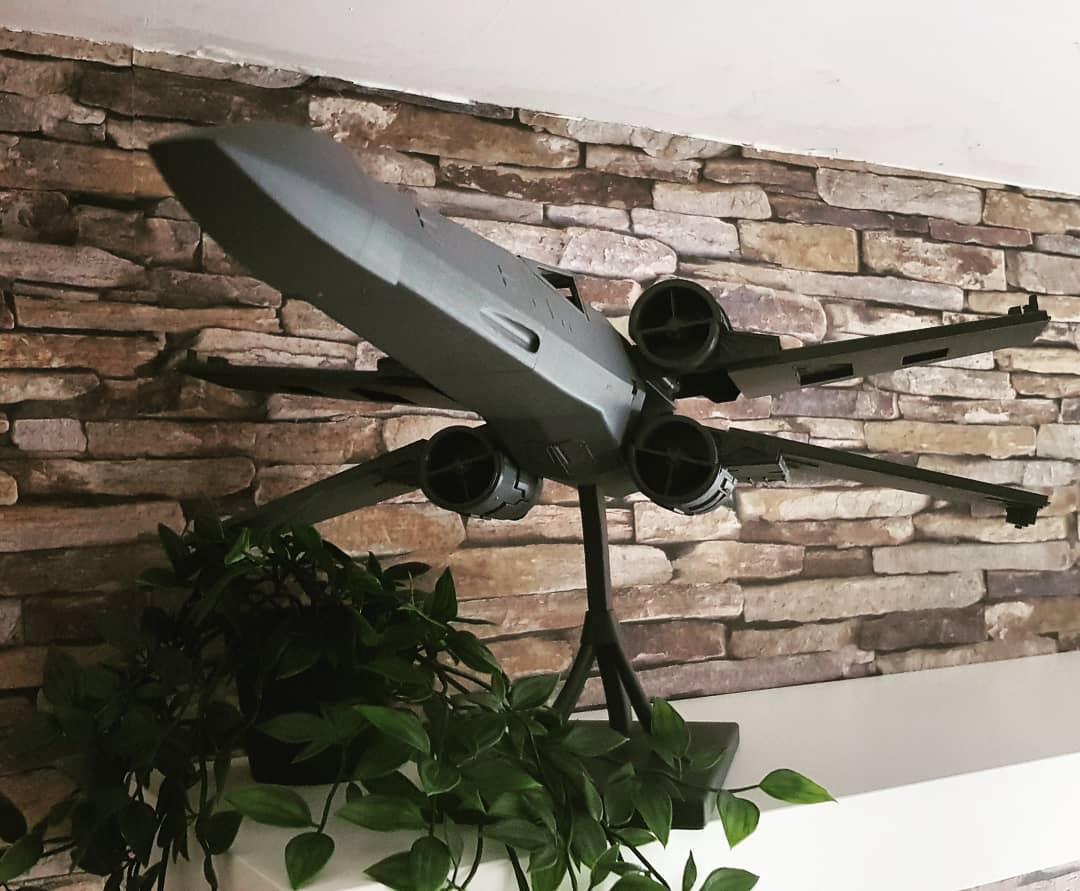 X-Wing 3D Printing Model
