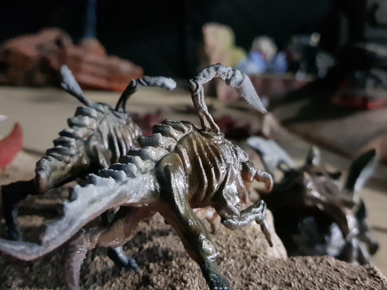 Roach 3D Printed Models