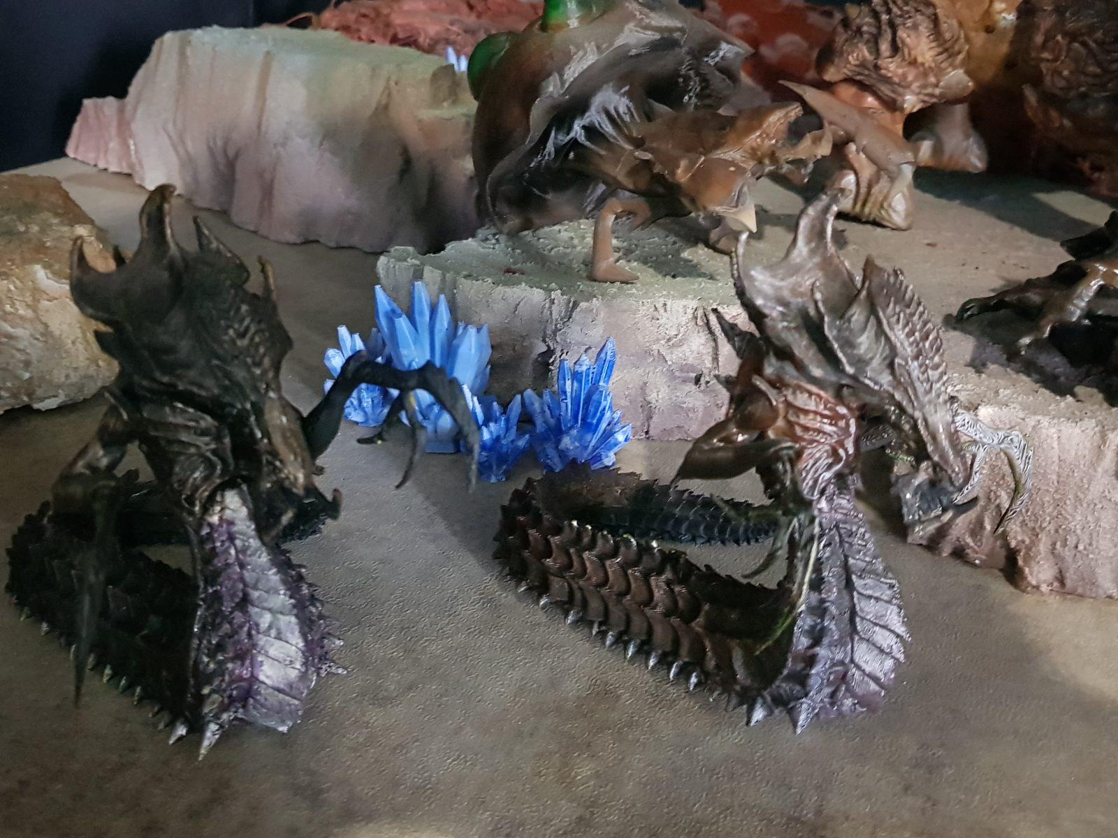 Hydralisk 3D Printed Models