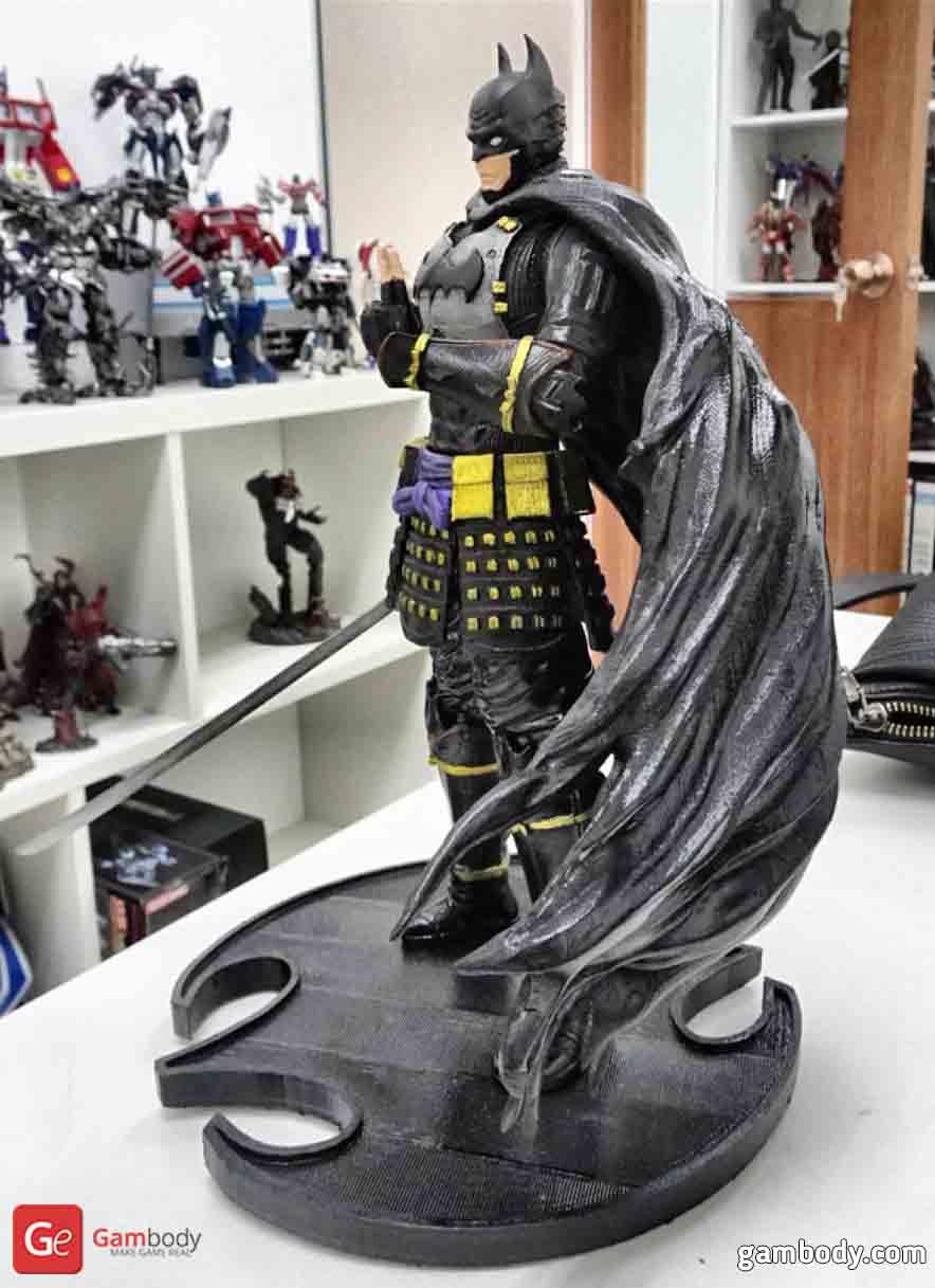 Bataman Ninja 3D Printing Figurine