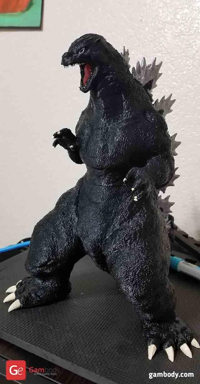 Godzilla Heisei 3D Printing Figurine