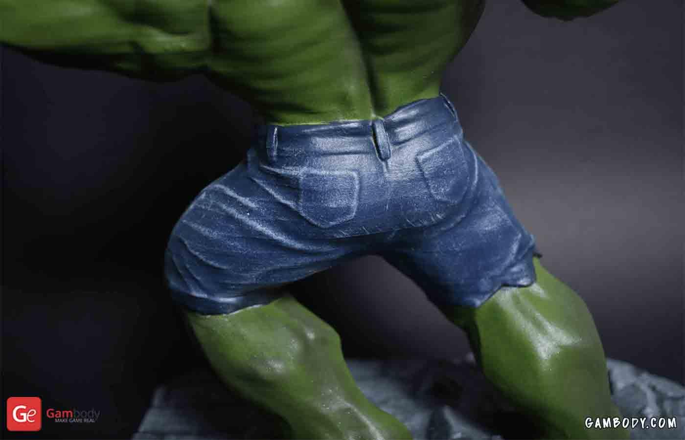 Hulk 3D Printing Figurine Photo 2 Gambody