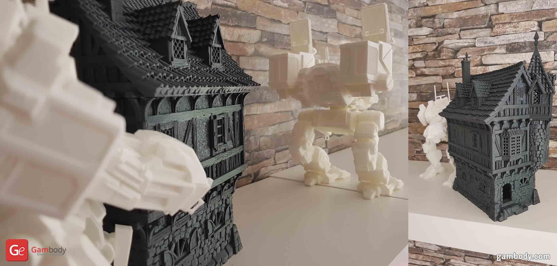 Jenner 3D Printing Model