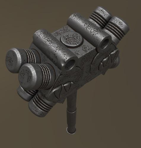 Hulk Hummer for 3D Printing Photo 2 Cosplay