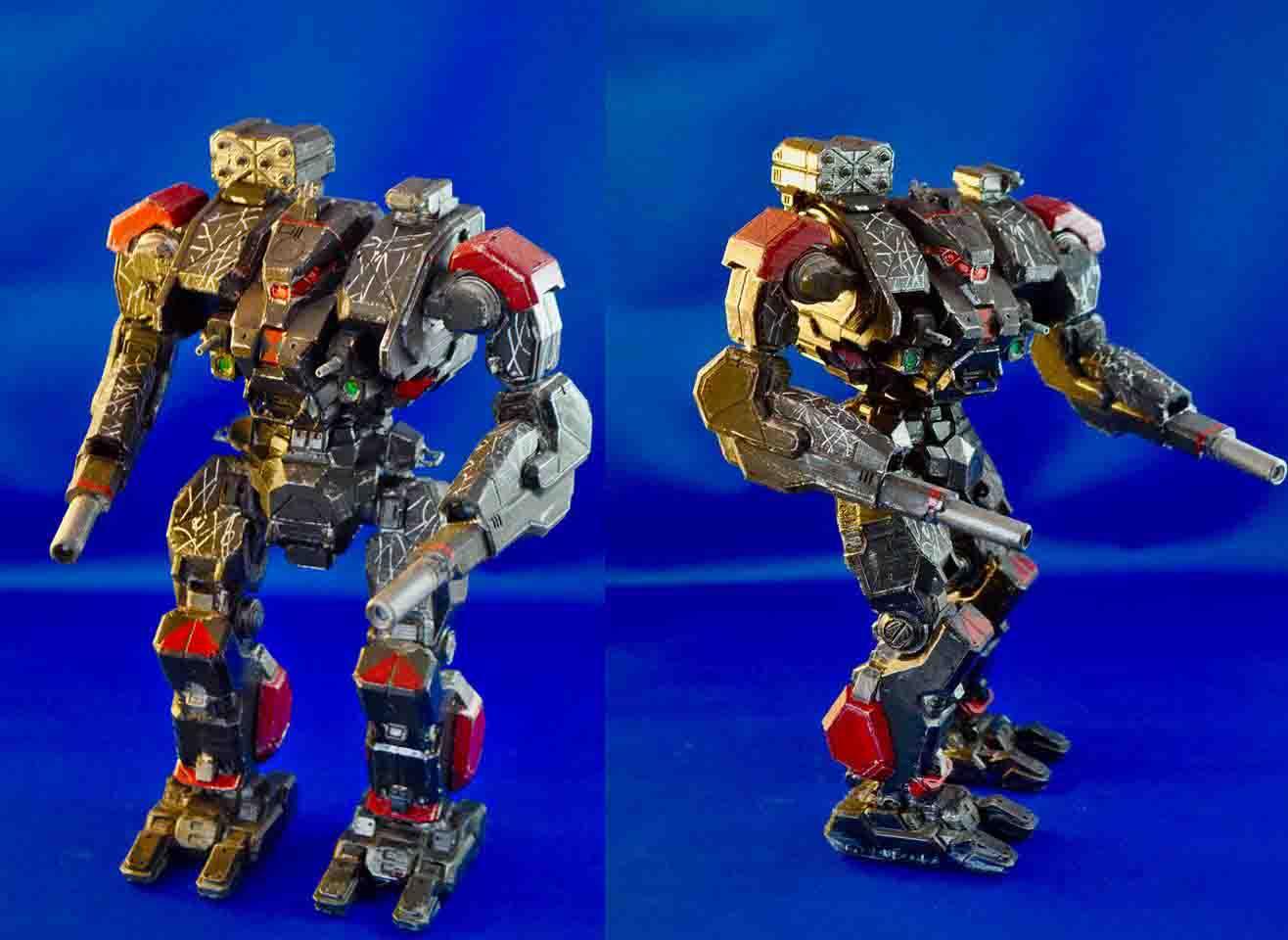 Warhammer 3D Printing Model