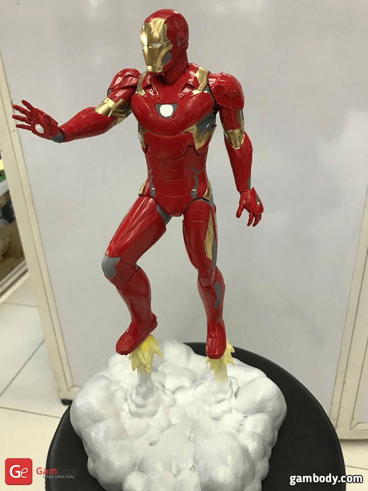Iron Man 3D Printing Model