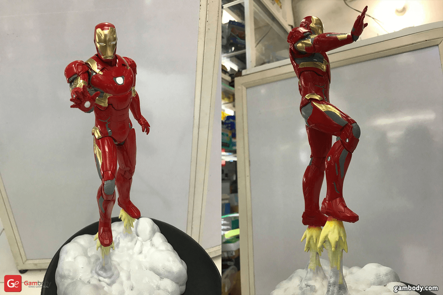 Iron Man 3D Printing Model Photo 2
