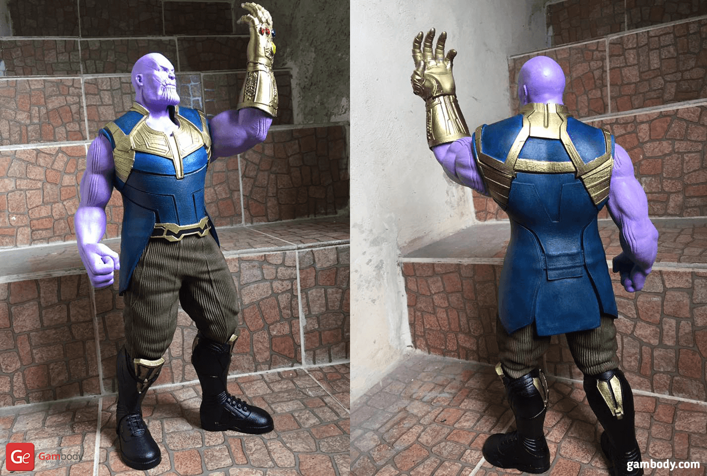 Thanos 3D Printing Figurine Photo 2