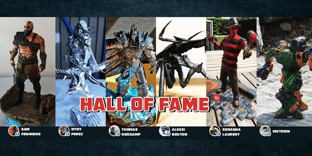 Hall of Fame Gambody
