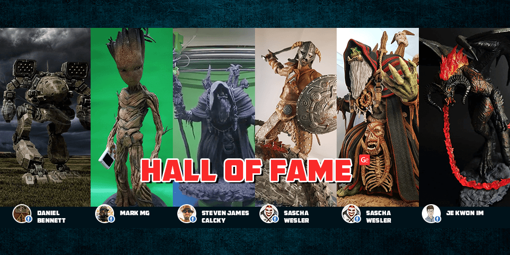 Hall of Fame December 31, 2018 on Gambody