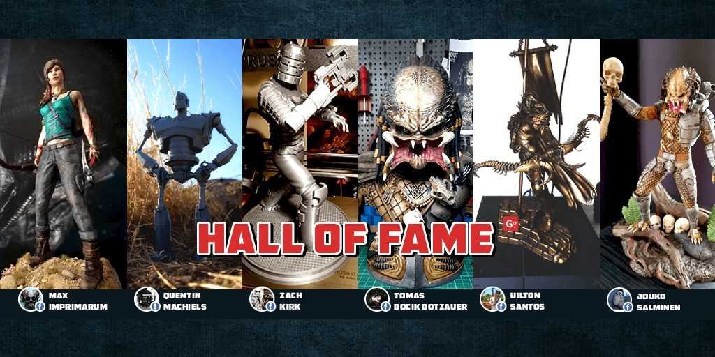 Hall of Fame August 16, 2018 on Gambody