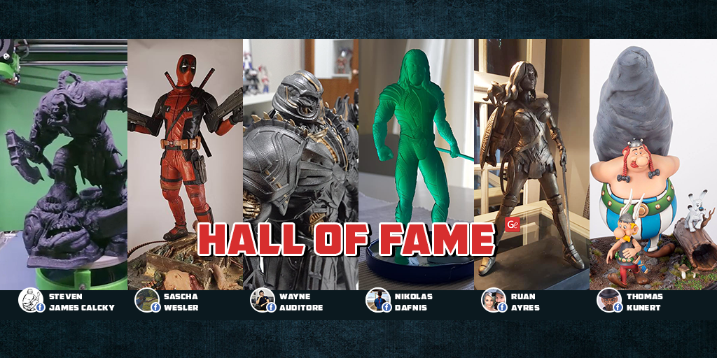 Hall of Fame July 01, 2018 on Gambody