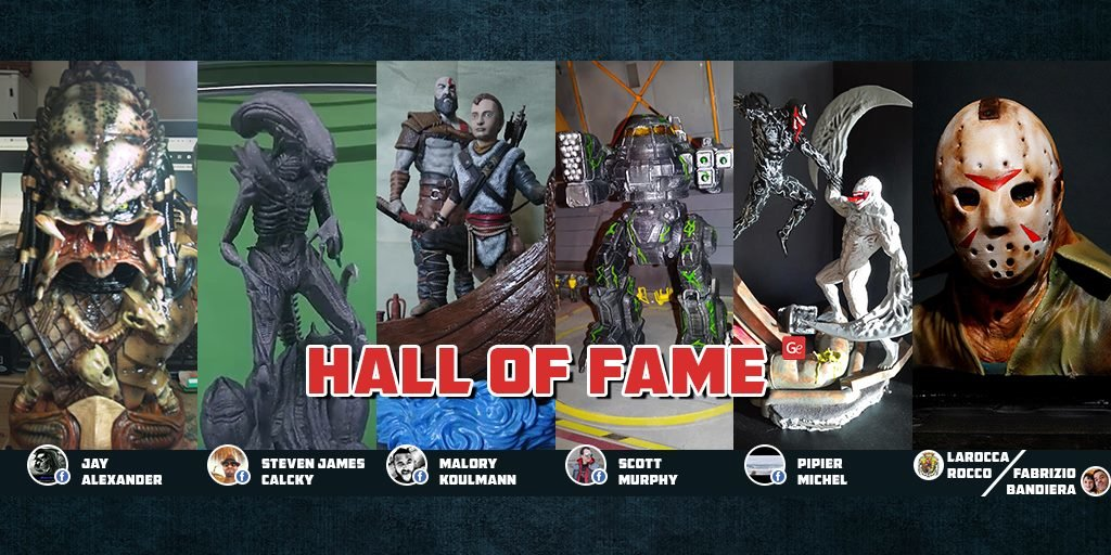 Hall of Fame November 01, 2018 on Gambody