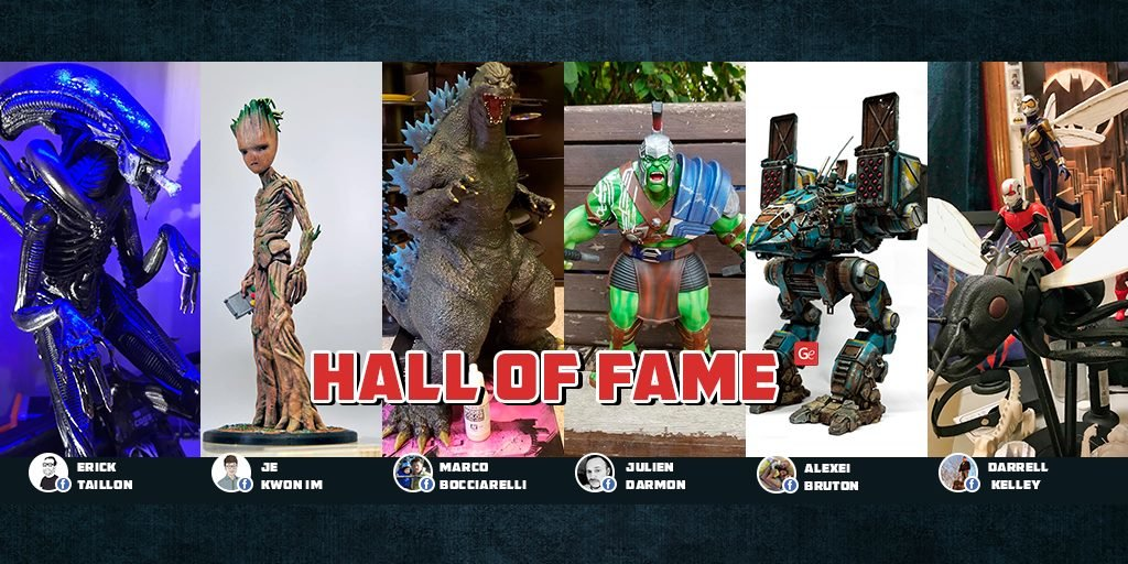 Hall of Fame October 01, 2018 on Gambody