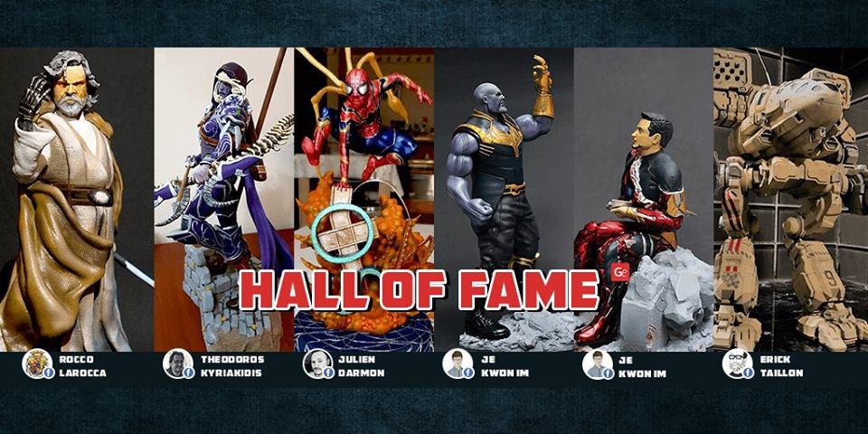 Hall of Fame September 16, 2018 on Gambody