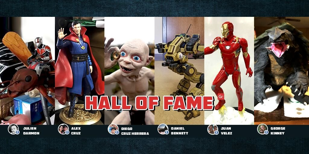 Hall of Fame September 08, 2018 on Gambody