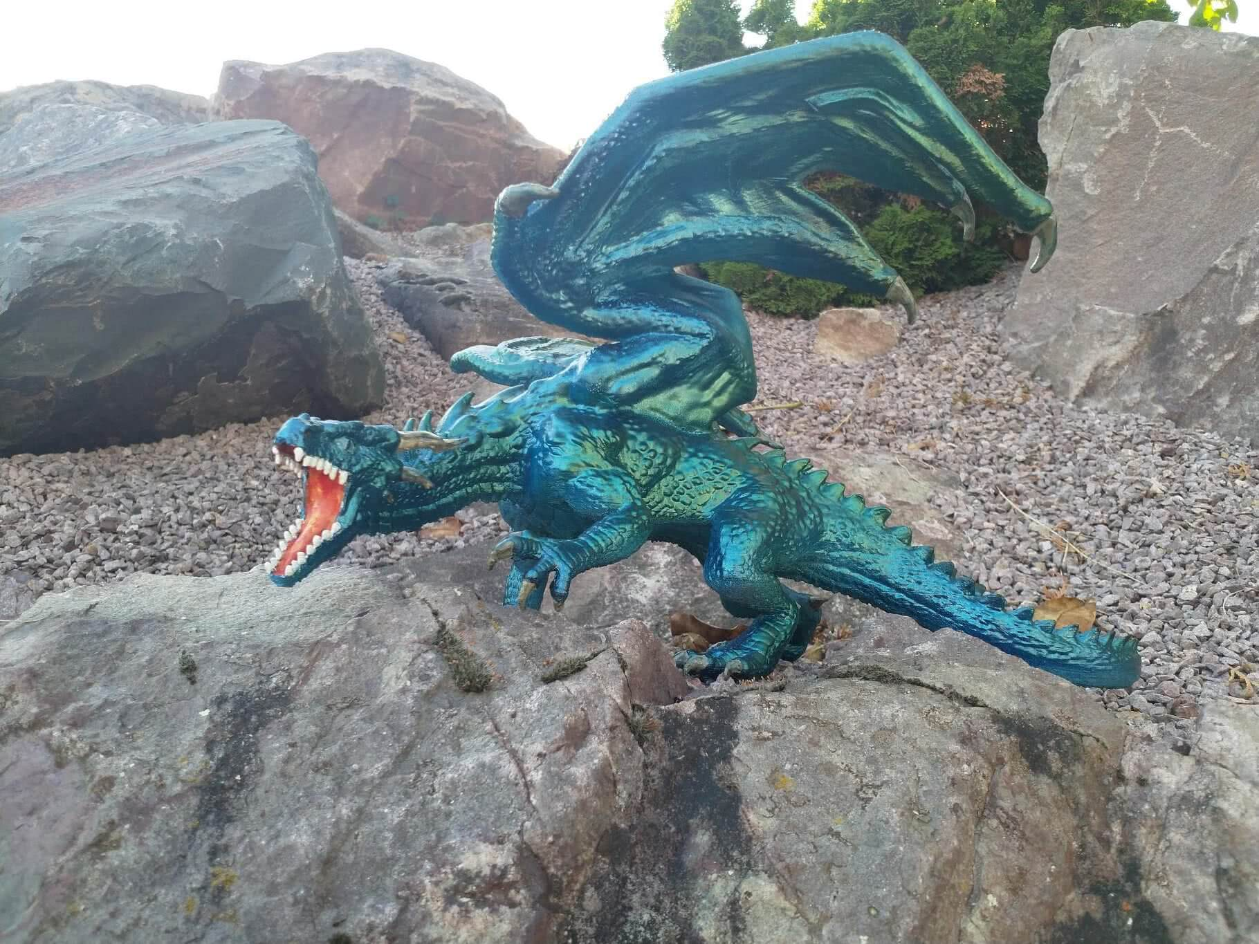Dragon 3D Printing Figurine