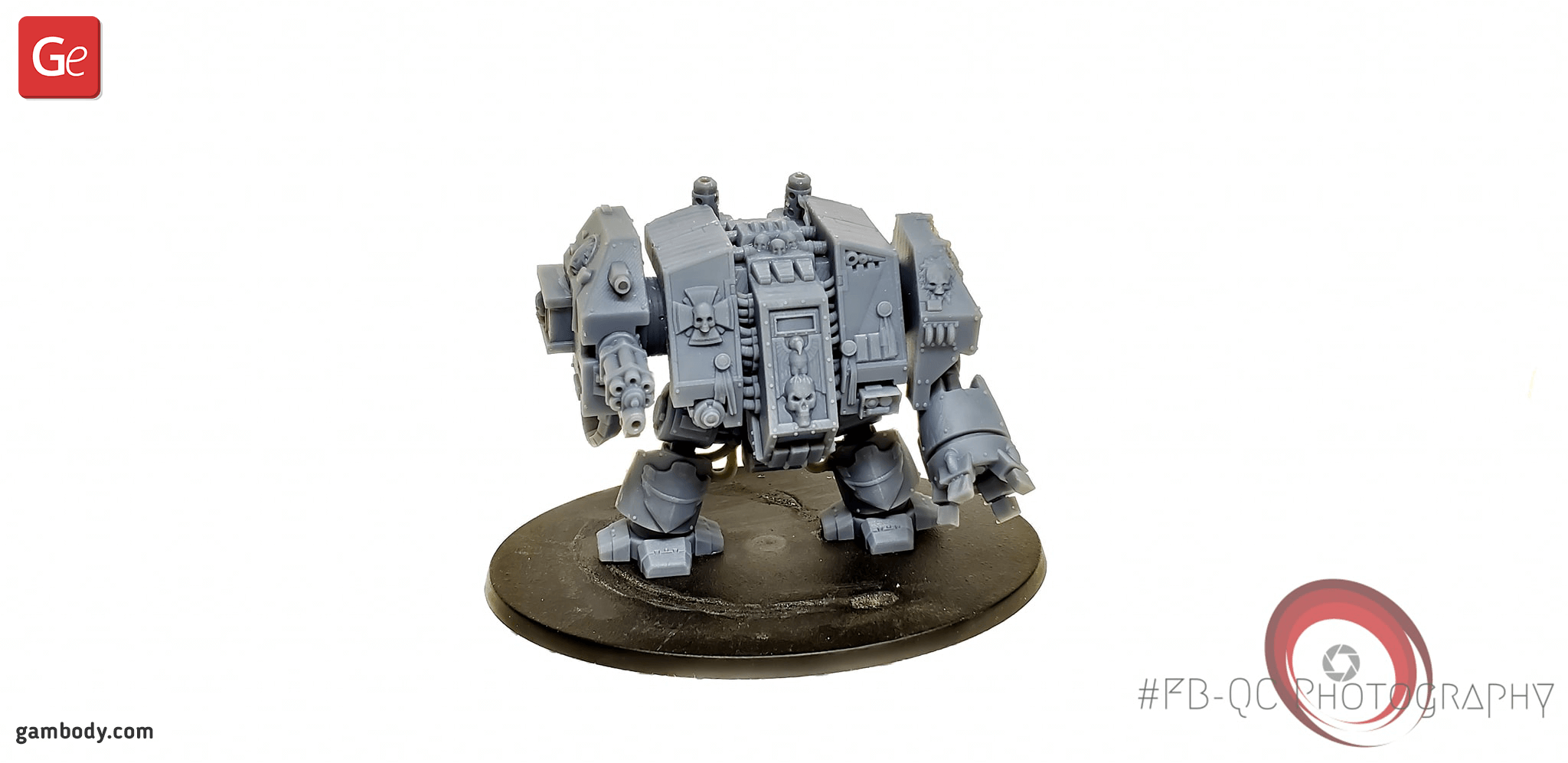 Dreadnought 3D Printing Model
