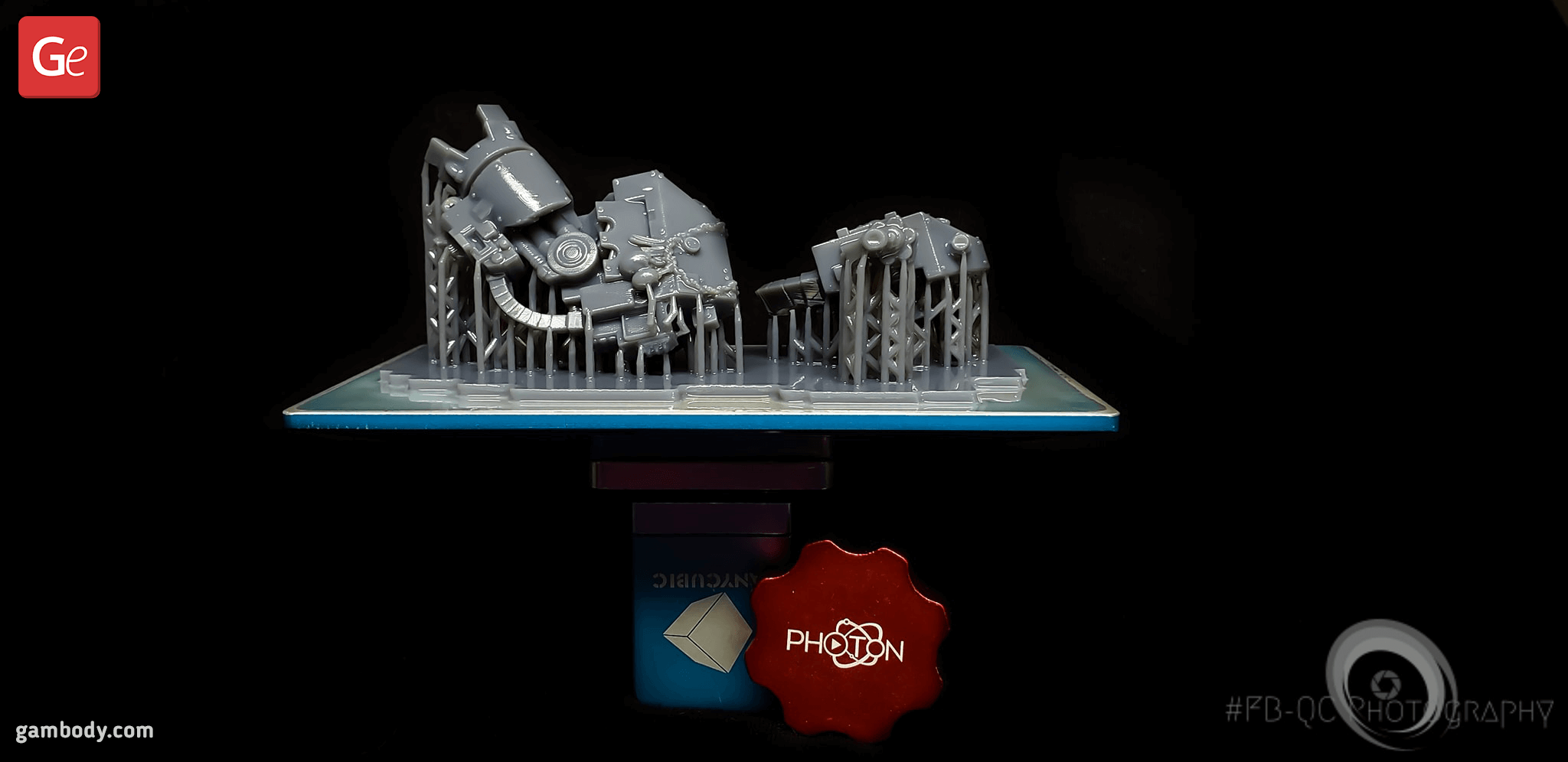 Dreadnought 3D Printing Model 2