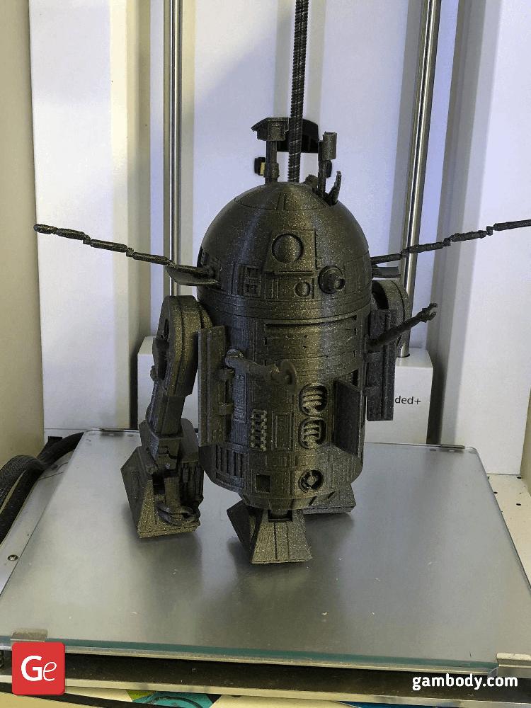 R2-D2 3D Printing Model