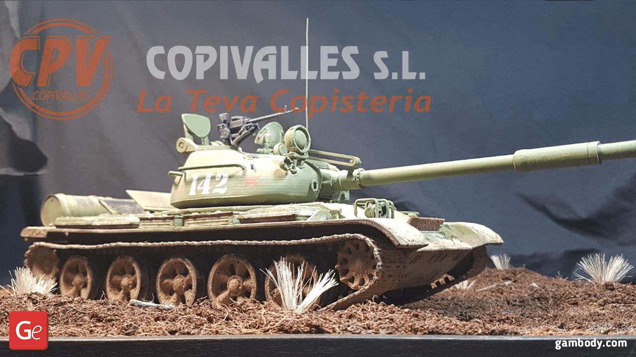T-62 3D Printing Model
